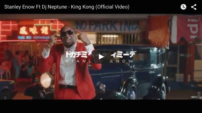 Stanley Enow Ft Dj Neptune – King Kong