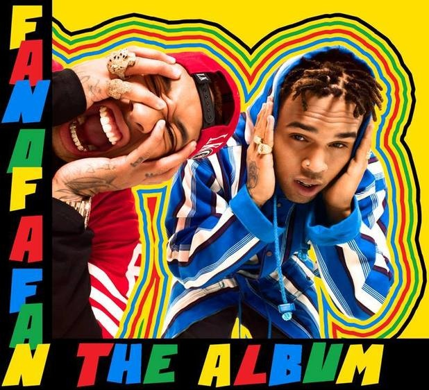 CHRIS BROWN x TYGA LP artwork & tracklist