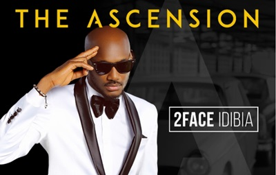 King of Afropop 2face's The Ascension Album sales record on the Billboard!