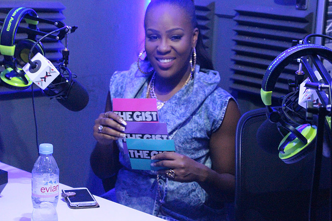 EMMA NYRA ON THE GIST /POM RADIO