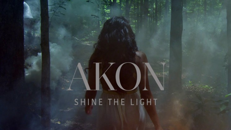 Akon – Shine the Light (Prod. by Le Monstre)