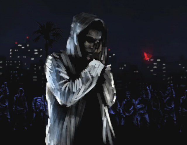 A$AP ROCKY Animated Video for JD