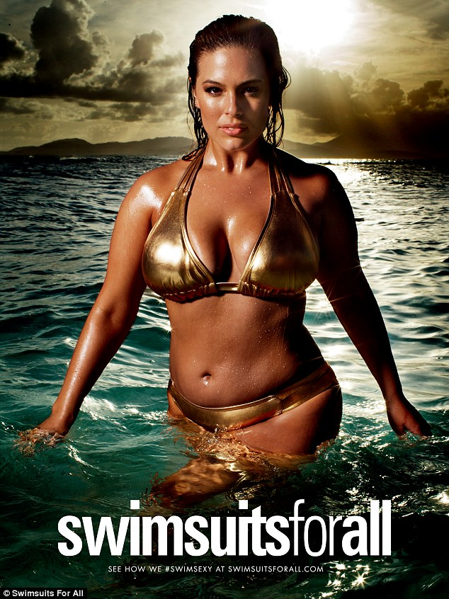 Ashley Graham Slays in Sports Illustrated Swimsuit issue