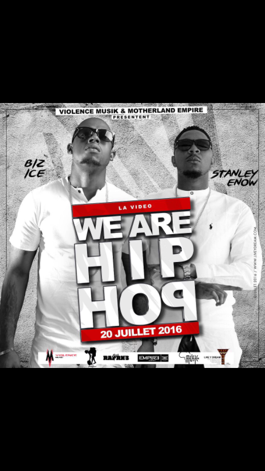 Biz Ice ft Stanley Enow- We Are Hip Hop