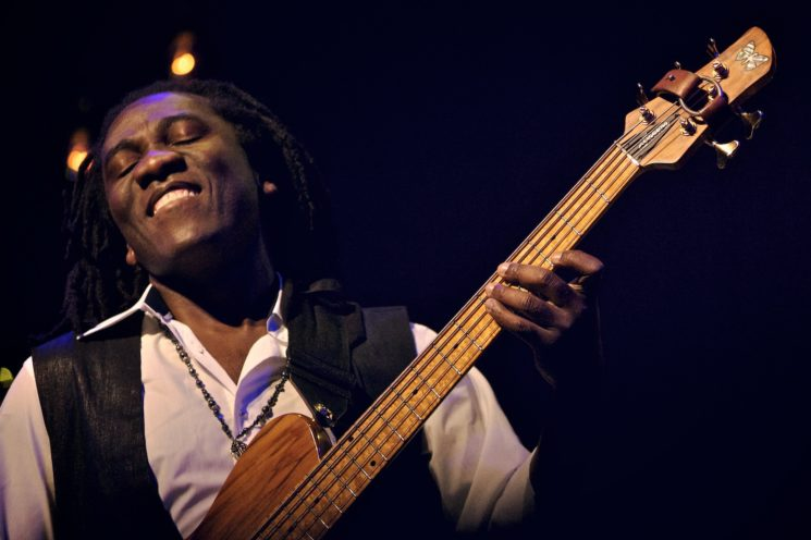 Richard Bona: Get Ready to Feel the 'African Sting'