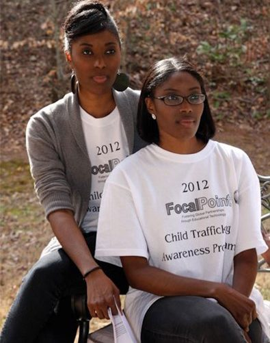 Cameroon–born sisters Hassanatu & Hussainatu Blake doing their bit to change the world