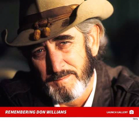 Legendary Country musician Don Williams is no more