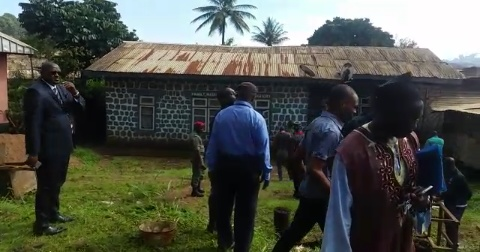 Breaking News: Three security officers injured following an Explosion in Bamenda.
