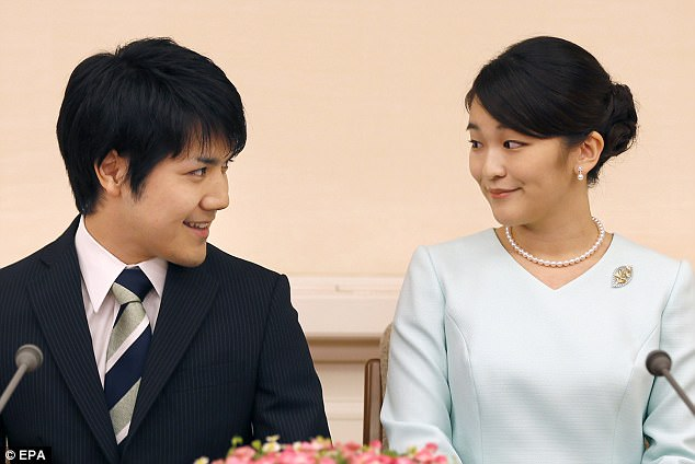 Japan's Princes Mako Ready to lose her status Just to Marry a Commoner.