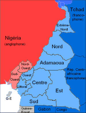 Check the right word to use when talking of the Cameroon crisis. Secession is very wrong …