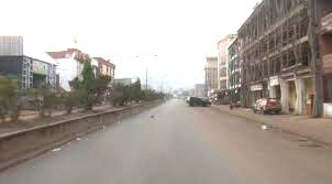 Bamenda is becoming empty as people leaving the town. Ghost town effects …read