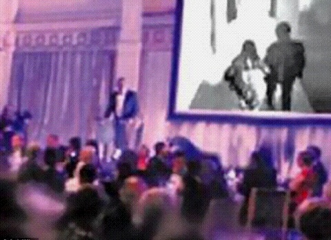 Video:Groom plays video of bride 'cheating' on him in front of stunned wedding guests