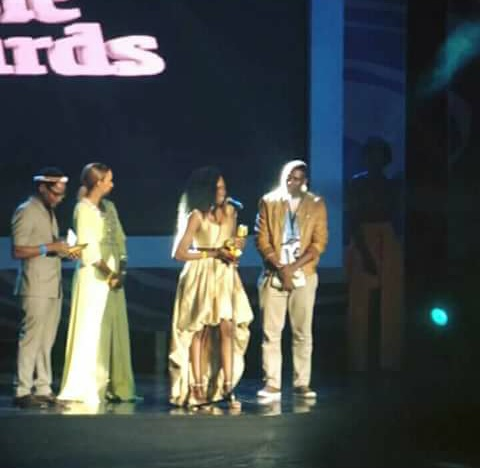 Montess' Afrima award, considered as the biggest scam in Central Africa.