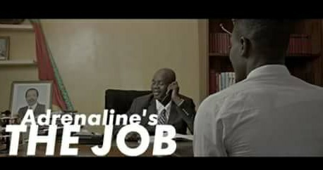 """Mr Adrenaline Drops his first short Movie """"The Job """". Watch here"""