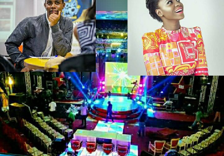 Popular blogger Atome Rapopraticien, blast Daphne on her live performance during the Mutzig Star Final.