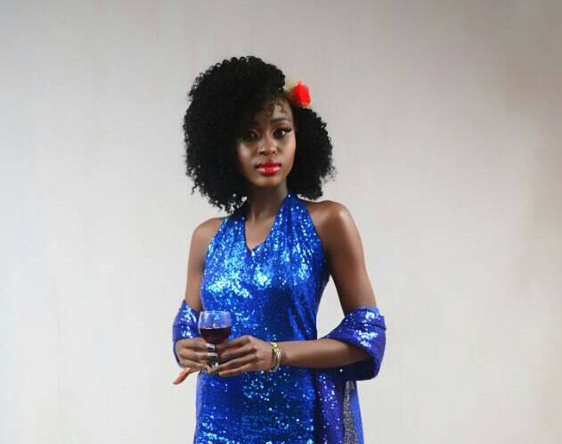 Check out the  Most unexpected  action taken by Miss Blue Cameroun NorthWest  finalist Njilifac Queendoline