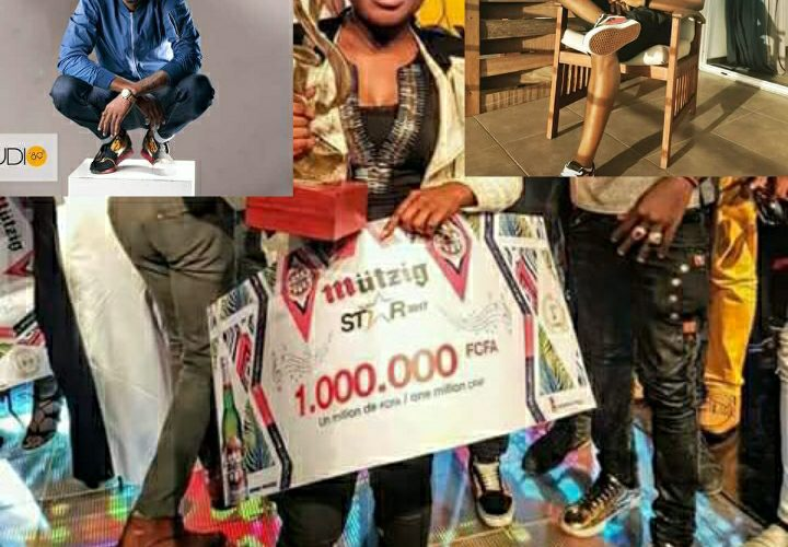 Ambe and Salatiel clash on the 1million FRS cash price given to the Winner of Mutzig Star.