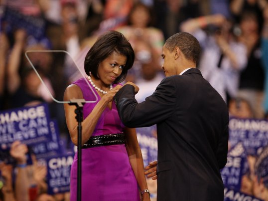 Wow!!See amazing gist Barack Obama reveals on how to keep your woman warm and happy
