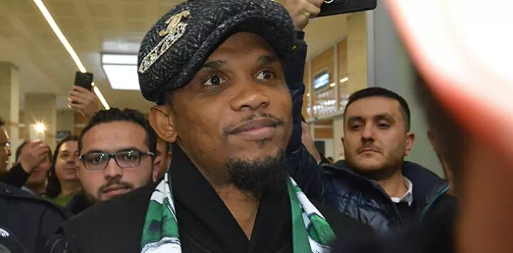 Transfer News: Samuel Eto'o joins Konyaspor from Antalyaspor (Images)