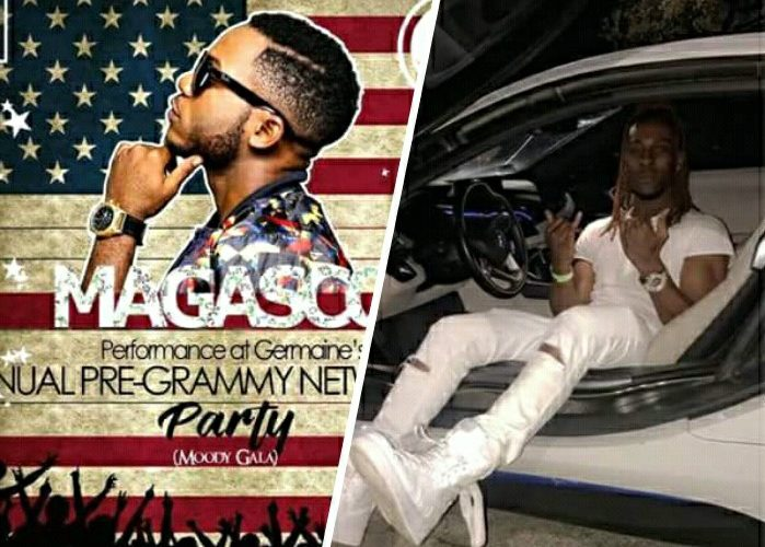Magasco and Law will perform live at part 1 of a Grammy Award voting Member Exclusuve event.