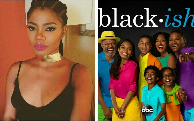 "Camer Actress Kelly Azia will Feature in the next season of ""Black-ish"""