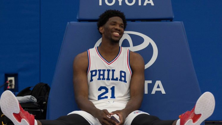 Basketball: Joel Embiid says yes to Cameroon's selection