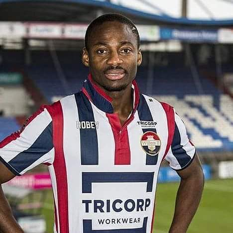 Transfer News: Enoh Eyong Signs in the Dutch club Willem II