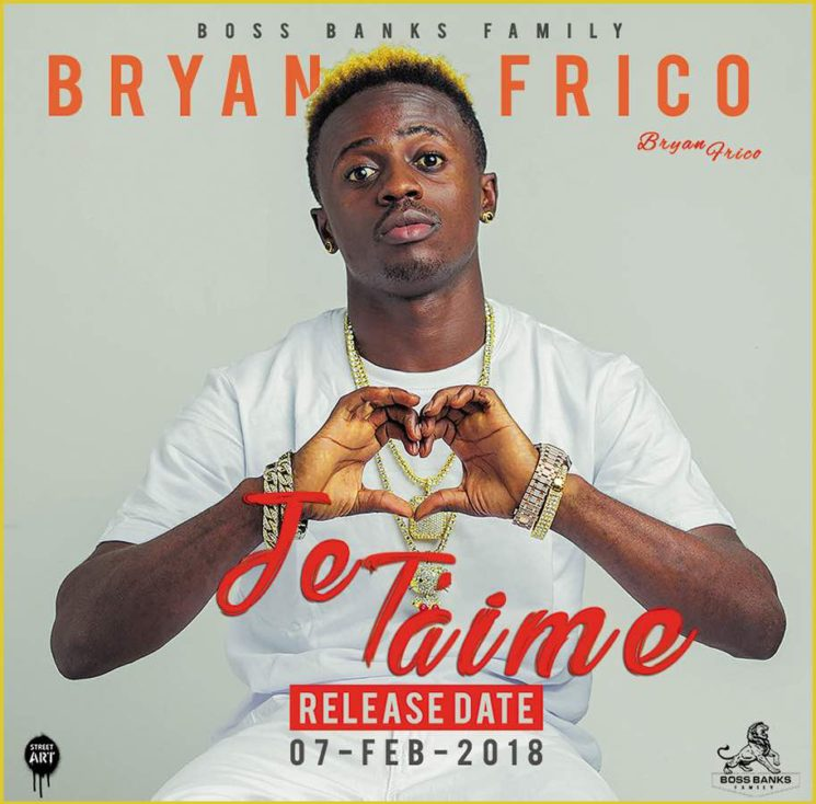 """Brand New: Beautiful track from Bryan Frico in """"Je T'aime"""". Watch."""