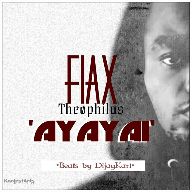 "Brand New: 237 O'clock co-founder(fiax) offer to fans an emotional dirge(song) titled ""Ayayai"" recorded by Double Dough beats. So, touching . Listen here."