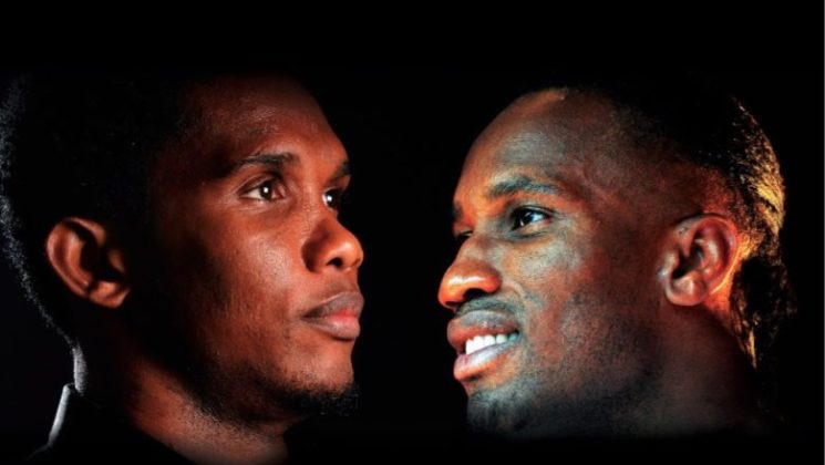 Didier Drogba narrates about the sporting rivalry between him and Samuel Eto'o.