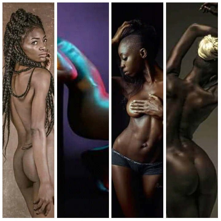 NUDE MODELING TAKES CAMEROON BY STORM. By Dulafe Valery Tata.