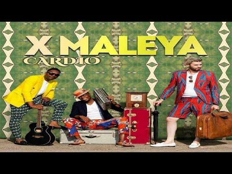 X-maleya ft Blanche Bailly-Je T'aime-audio