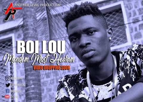 Brand New: Dance to the Rhythms of Mendem Must hearam by Boi Lou.