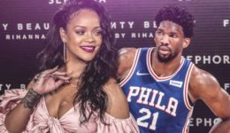 Will Rihanna accept to go on a date with Cameroon/NBA star Joel Embiid?