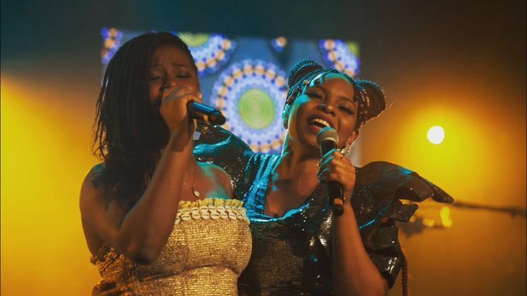 """Brand New: Camer diva Charlotte Dipanda and Yemi Alade celebrates the beauty of African women in """"Sista"""". Watch."""