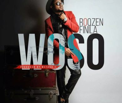 New Mutumbu: Roqzen Finila finaly drops Woso (Prod. by Method J). Watch
