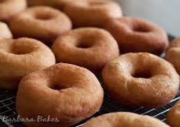 Recipe: How to make doughnuts.