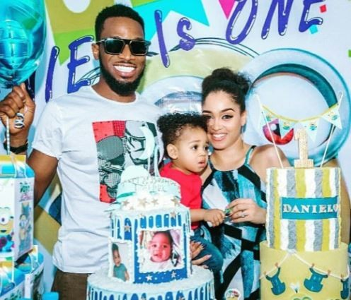 DBANJ LOOSES 1YEAR OLD SON