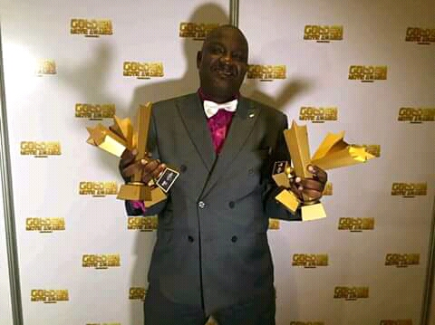 """Six Awards for the Movie, """"A Good Time to Divorce"""" At the Golden Movie Awards in Ghana."""