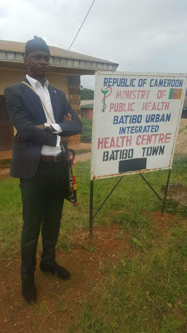 """100 meters from us, there were constant gun shots"" presidential aspirant Cabral Libii recounts his ordeal in Batibo."