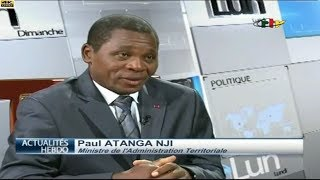 "Atanga Nji Paul calls Ambazonia fighters ""Carnibals""."
