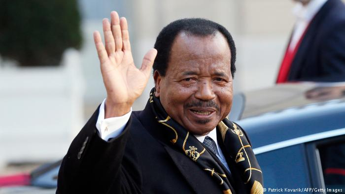 Breaking News: Paul Biya is Candidate for october 7th presidential election. Reaction of some Cameroonians twitter