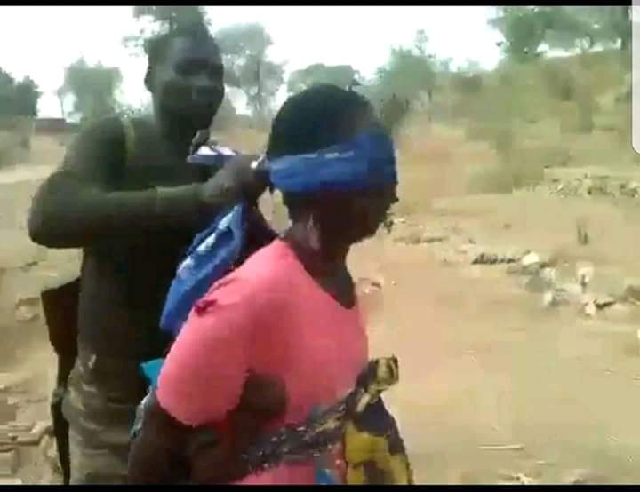 Video of Cameroon Military killing Women and Children in close range with bullets sparks outrage online.