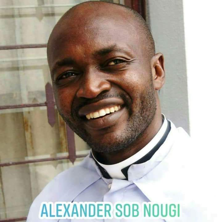 Catholic priest Father Sob Alexander of Bomaka dies after receiving a stray bullet along the Muyuka Buea road.