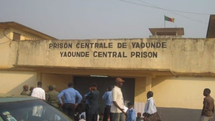 Anglophone prisoners organise strike action in the Yaoundé Central prison in Kondengui.