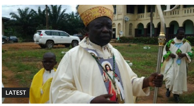 The Catholic Community mourns the mysterious dead of the Bishop of Eseka. Details
