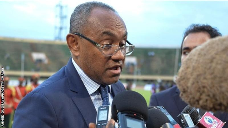 "AHMAD AHMAD, ""I AM NOT SURE CAMEROON IS READY TO WELCOME THE AFCON"