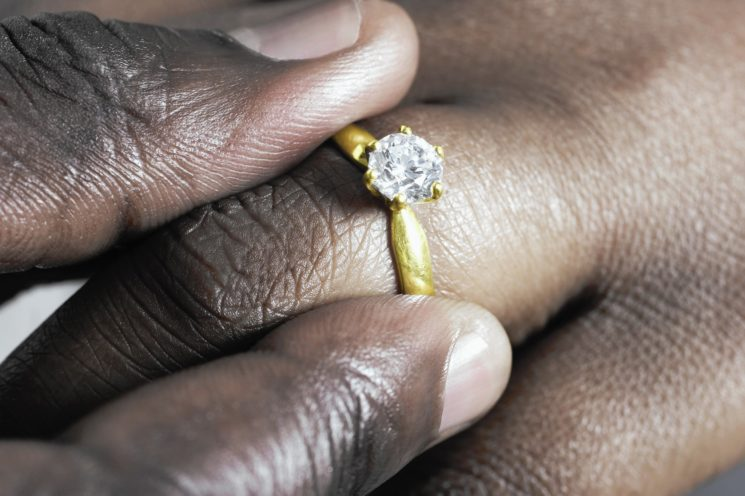 Congratulations! you're engaged. How long should it last before a wedding date is set?