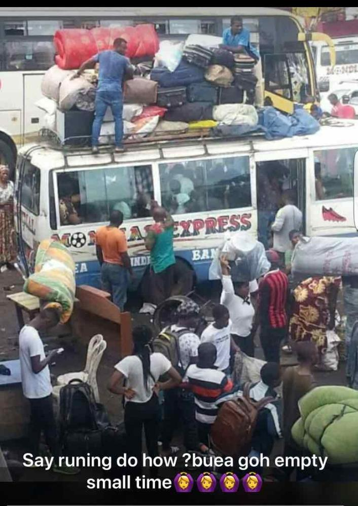 Is the Buea/Bamenda  exodus to French speaking regions a means to promote Bilingualism and living together?