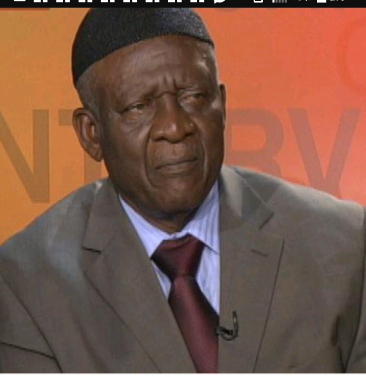 Elections 2018: Ni John Fru Ndi sincerely criticise Biya's Moves .